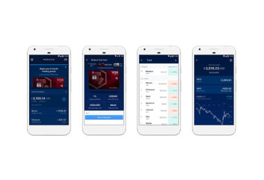 Monaco Launches Wallet App to Bring Cryptocurrency to Every Wallet