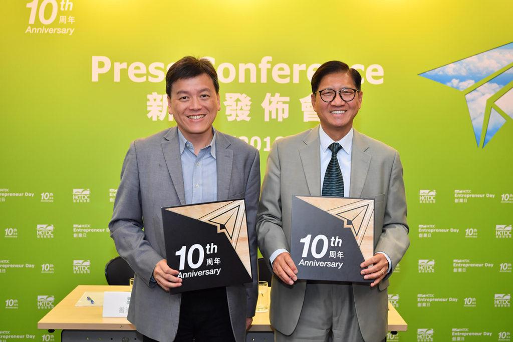 Raymond Yip & Ken Ngai