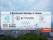 6 Interesting Blockchain Startups in Taiwan