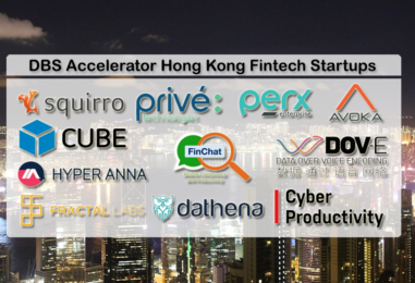 DBS Accelerator Hong Kong Demo Day: 11 Fintech Startup Showcases