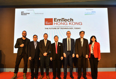 EmTech Hong Kong Showcased a Wide Array of Emerging Technologies