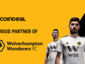 Coin Company Sponsoring an English Football Team in the Premier League