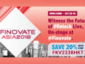 FinovateAsia Returns to Hong Kong