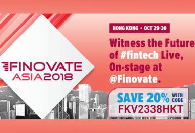 FinovateAsia Returns to Hong Kong