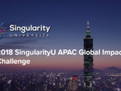 Taiwan Startups Win Singularity University's First APAC Global Impact Challenge