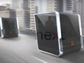 NEXT Future Transportation Unveils Its Autonomous Parcel Delivery Solution: China Market Entry