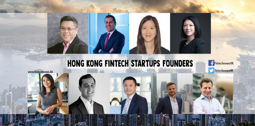 9 Inspiring Hong Kong Fintech Startups Founders to Follow