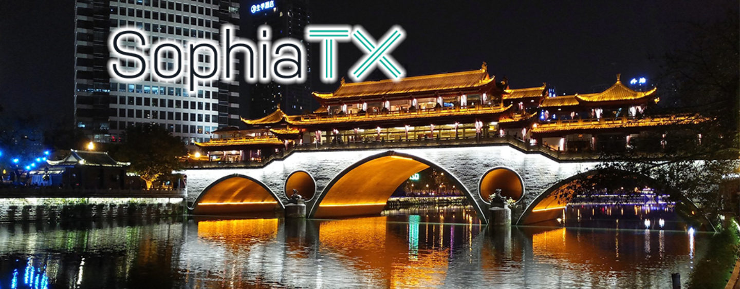 Blockchain Startup Enters China's Developing Chengdu Region