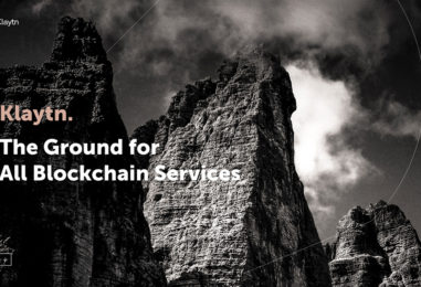 Kakao's Ground X Unveils Its Blockchain Platform Klaytn