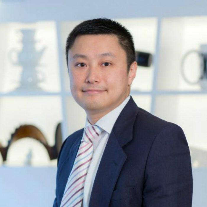 Top Fintech Founder Hong Kong - Simon Loong