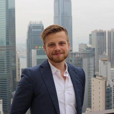 Top Fintech Founder Hong Kong - Stefan Bruun