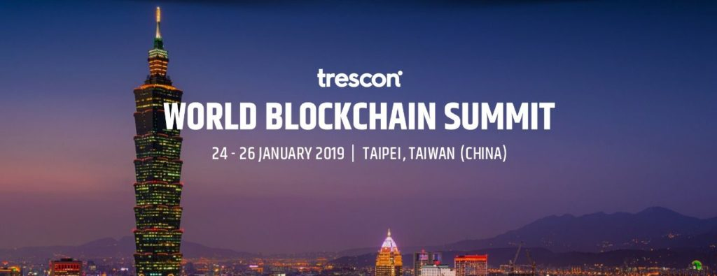 World Blockchain Summit Taipei