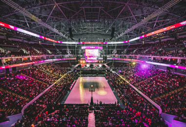 Chinese Personal Finance Fintech Sponsors NBA China