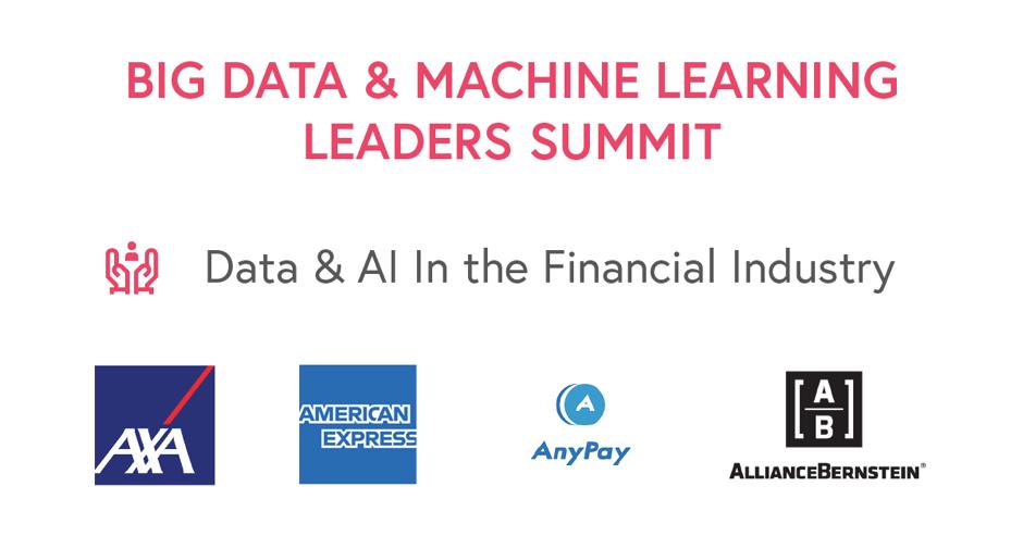 Big Data & Machine Learning Leaders Summit