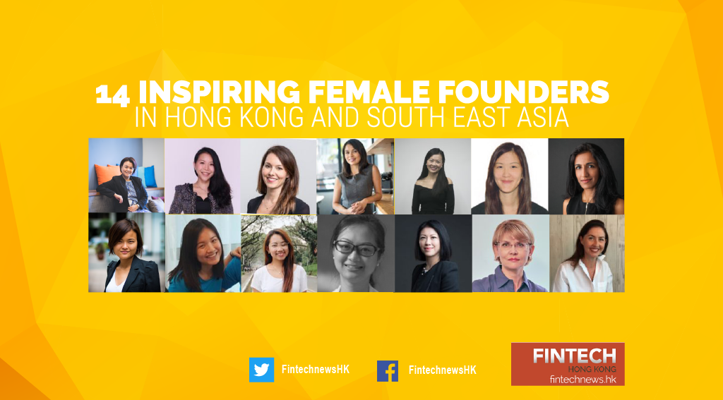 14 Inspiring Female Founders in Hong Kong and South East Asia