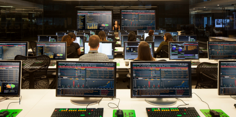 FWD Group Buys Into Bloomberg's Risk-Management Software