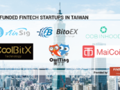 Meet The Top 6 Funded Taiwanese Startups in Fintech
