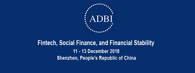 Fintech, Social Finance, and Financial Stability