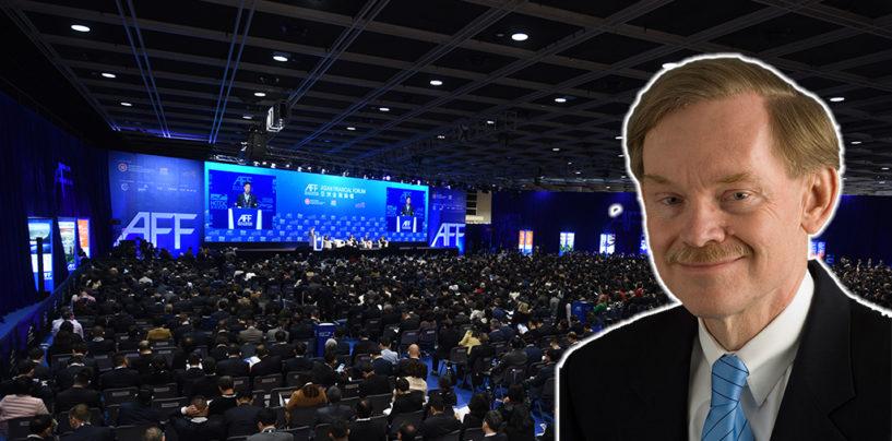 Former World Bank President Robert Zoellick to Speak at Asian Financial Forum