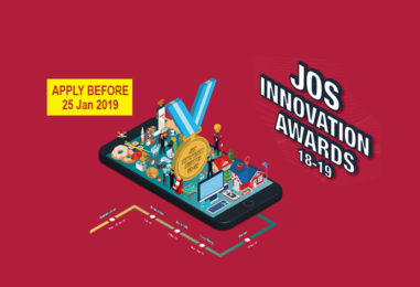 JOS Student Innovation Awards is Open for Application- Manulife is Looking for World Changing Insurtech Solutions