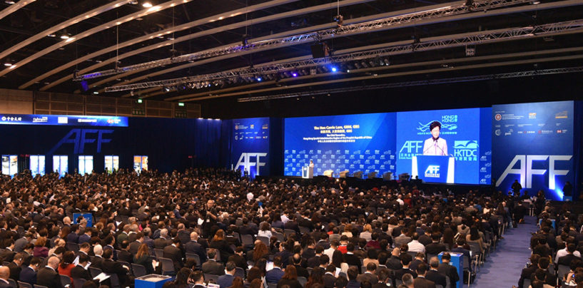 Over 3000 Finance & Business Leaders Took Part in Asian Financial Forum