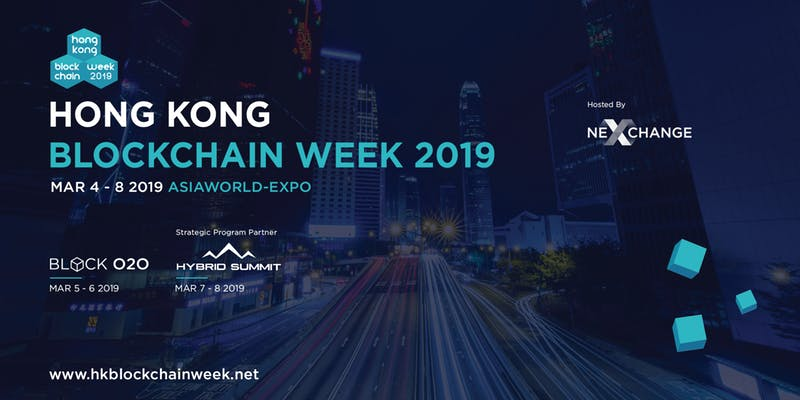 Hong-Kong-Blockchain-Week-2019