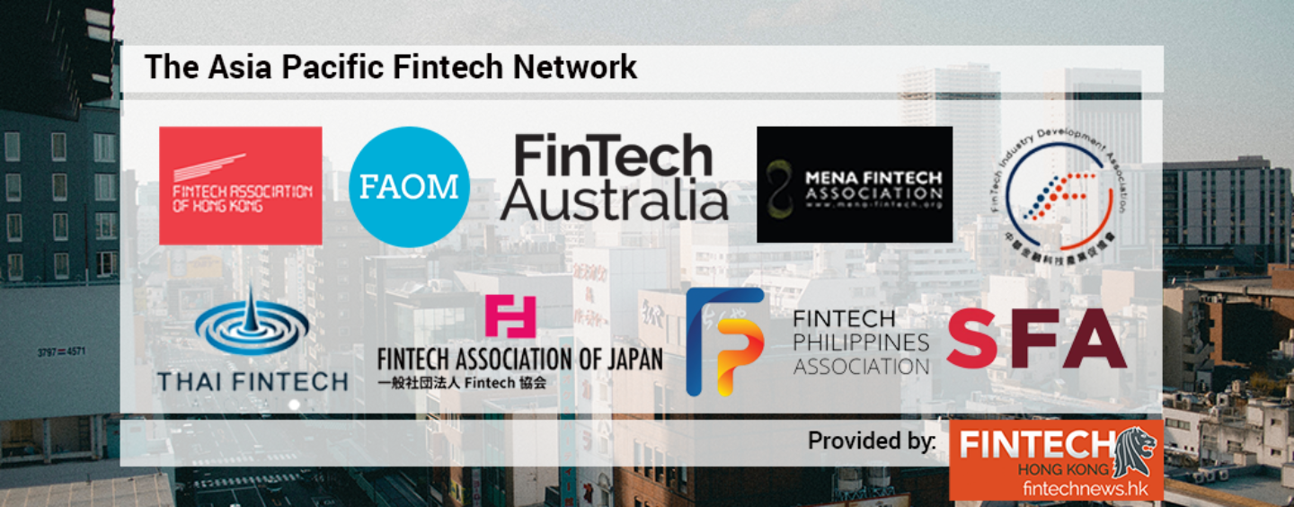 Hong Kong Now Part of Asia-Pacific Fintech Network for Cross-Country Collaboration