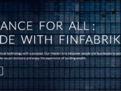FinFabrik Concludes Seed Round Led by BitMEX Ventures