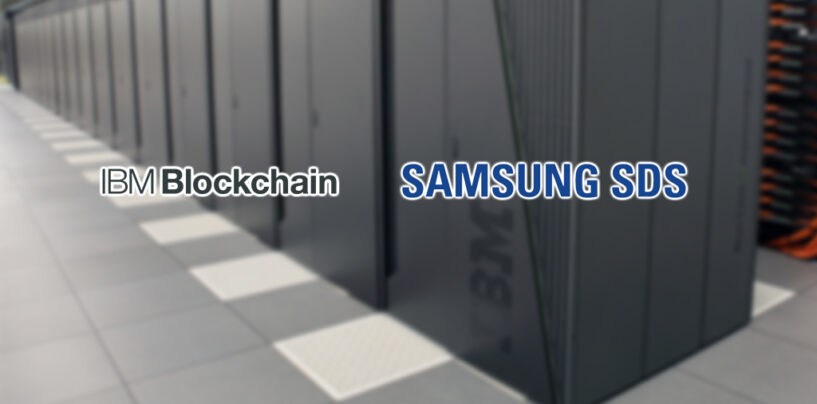 Samsung and IBM Collaborate to Strengthen Blockchain Ecosystems