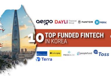 Top 10 Fintechs in South Korea