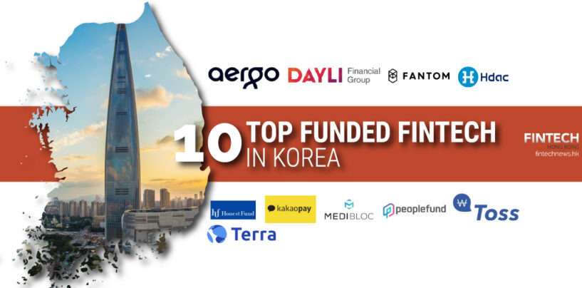 Top 10 Fintechs in South Korea