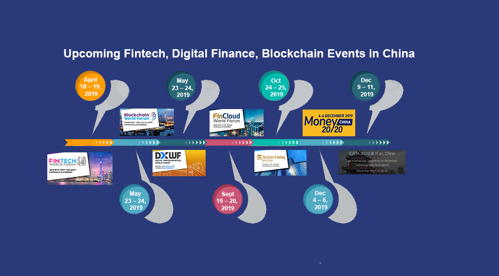Technology Management Image: 7 Upcoming Fintech, Digital Finance, Blockchain Events In