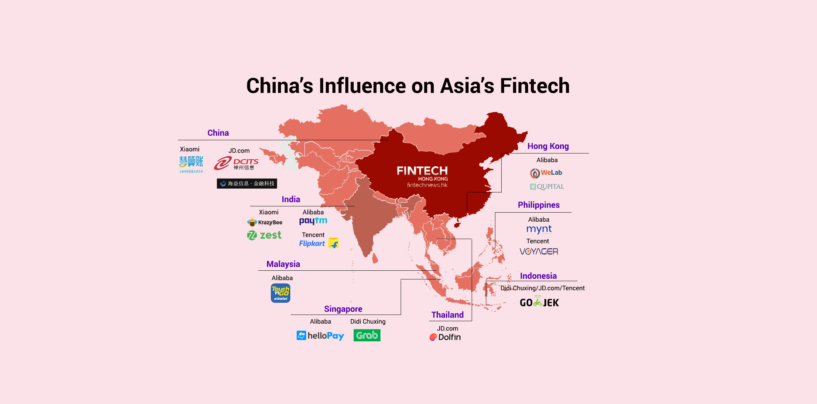 How China is Quietly Shaping Asia's Fintech