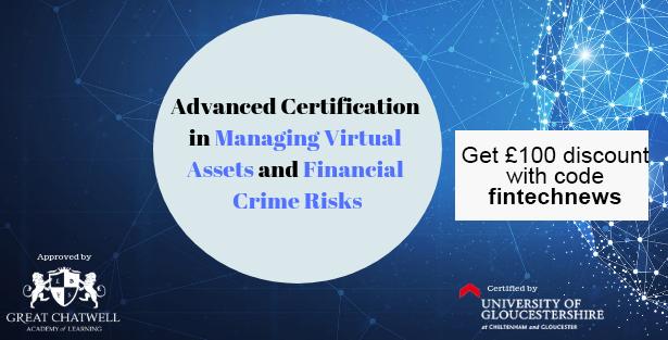 advance certificate