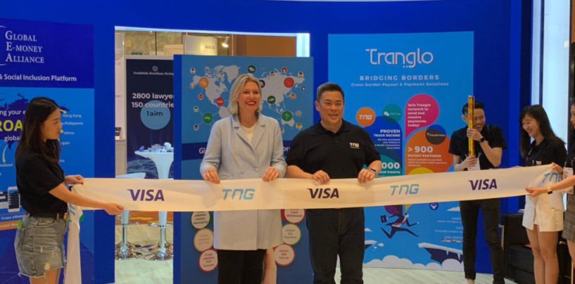 TNG Wallet Partners Visa For Prepaid Solutions in Southeast Asia