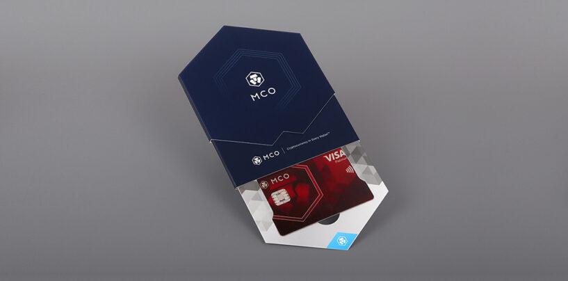 Burgopak Bags Award For its MCO Visa Card Design