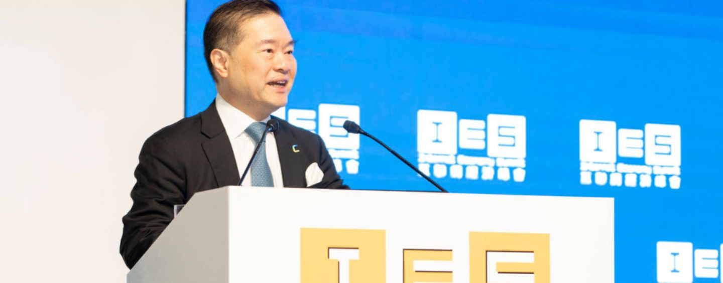 Cyberport Chairman Reveals Secret Sauce to Growing 350 Fintechs in Just 3 Years