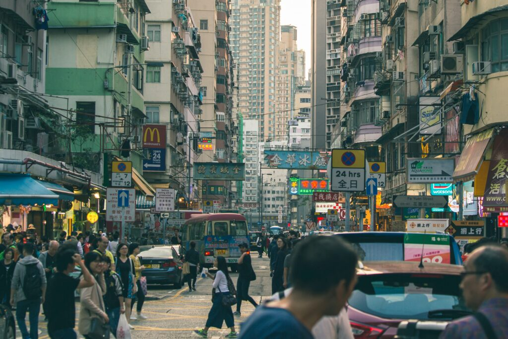 trustme blockchain regulators smart city government hkma