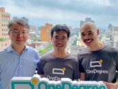 Hong Kong Insurtech OneDegree Closes Over US$ 30 Million in Extended Series A