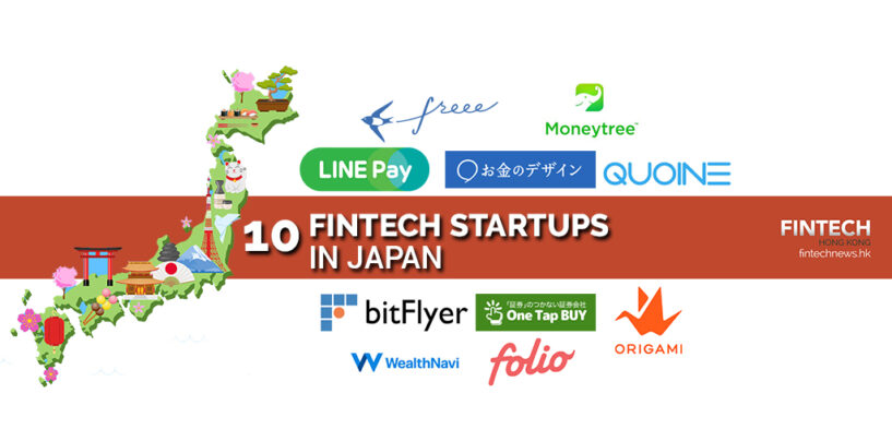 Top 10 Fintech Startups In Japan
