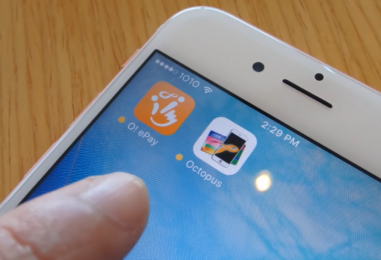 At Long Last, iPhone Users Will Soon be Able to Use Their Phones Instead of The Octopus Card