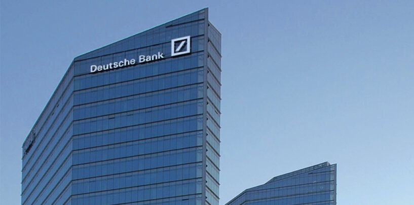 Deutsche Bank Rolls Out Digital Signatures