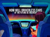 How Will Driverless Cars of The Future Be Insured?