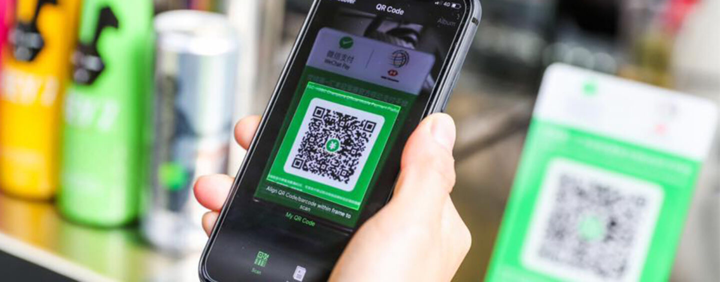 LINE Pay Begins Integrating WeChat Pay