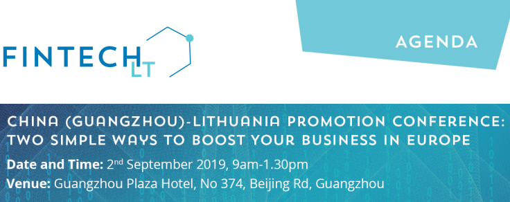 China(Shenzhen)- Lithuania Promotion Conference: Two Simple Ways to Boost Your Business in Europe