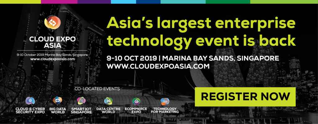 Cloud Expo Asia 2019