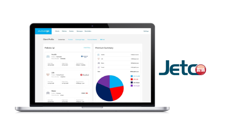 CoverGo Teams up with Jetco to Build Car Insurance Open API Platform