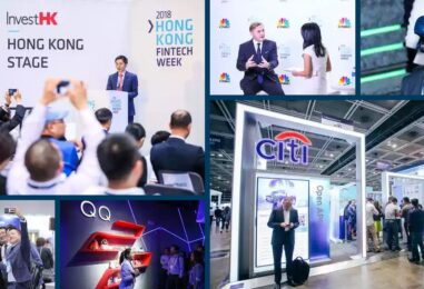 10 Reasons To Attend The Hong Kong FinTech Week 2019