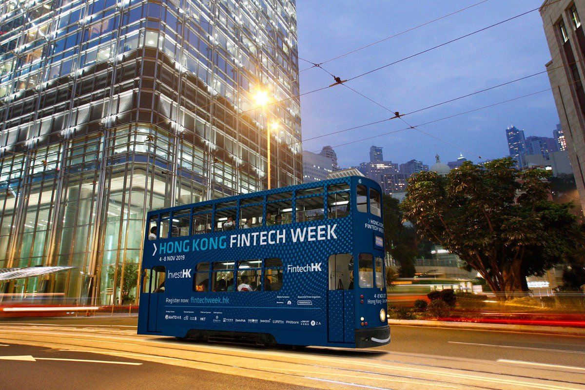 What to Expect From Hong Kong Fintech Week 2019 – Asia's Global Fintech Event