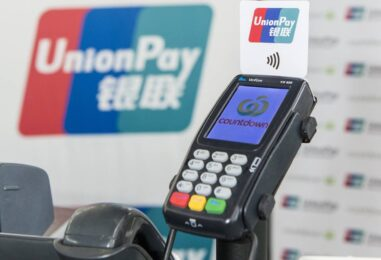 UnionPay Accounts for 45% of Payment Cards Globally
